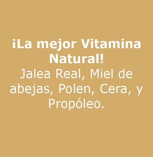 Vitamina natural, miel