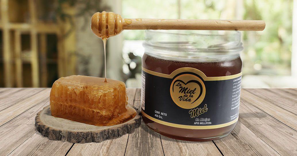 bodegon banner principal - la miel de la vida